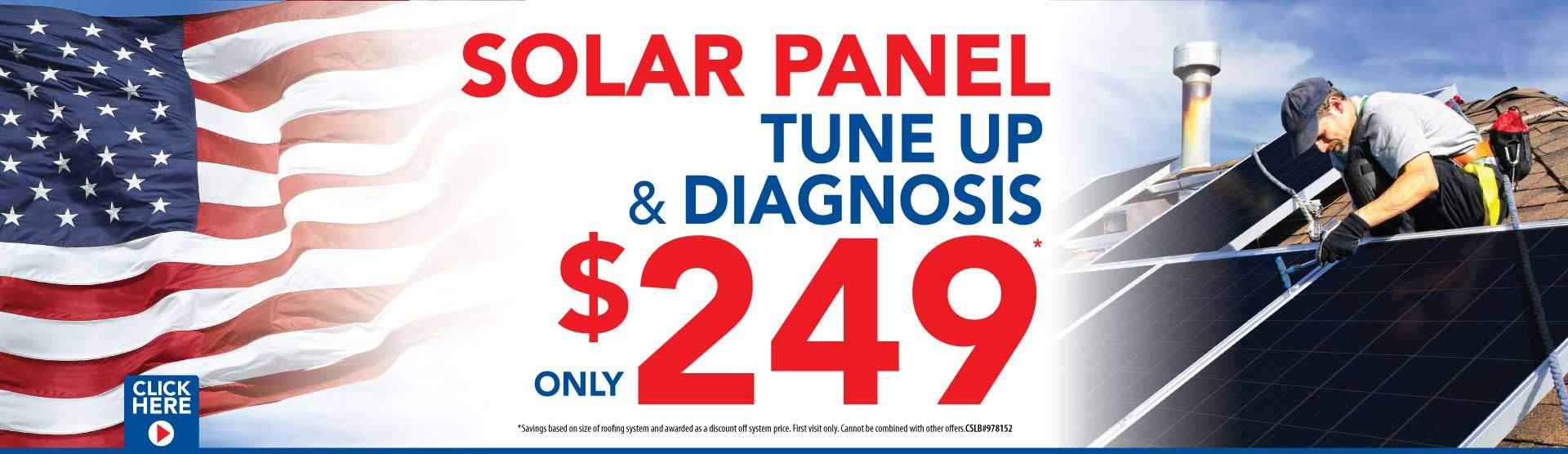 Solar Panel Tune Up by Semper Solaris