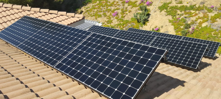 solar is a viable option in Downey