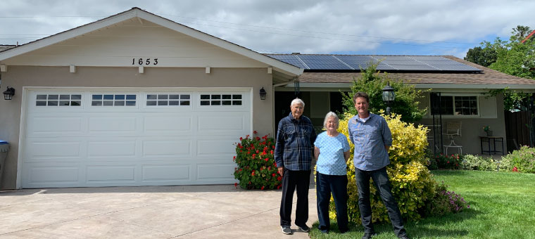 Semper Solaris is proud to provide Inland Empire with solar panels, roofing and battery storage