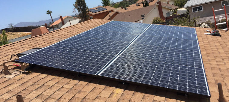 Our residential solar panels are the best in El Cajon, CA. Instal solar panels today to take advantage of California's Solar Energy Initiative.