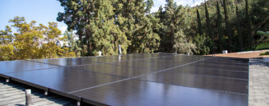 What is required for solar panel installation?